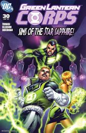 Green Lantern Corps (2006-) #30