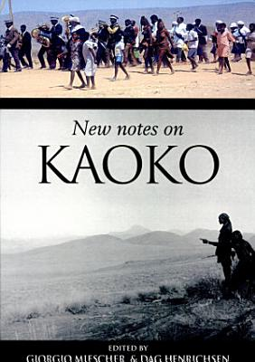 New Notes on Kaoko PDF