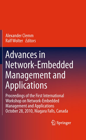 Advances in Network Embedded Management and Applications