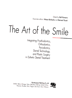 The Art of the Smile PDF