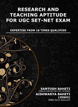 Research and Teaching Aptitude for UGC SET NET Exam PDF