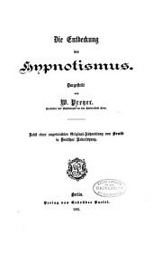 Die Entdeckung des Hypnotismus