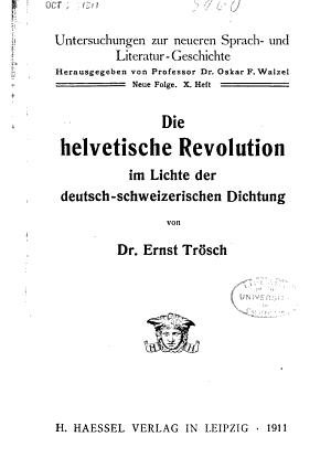 Untersuchungen Zur Neueren Sprach Und Literaturgeschichte  Classic Reprint  PDF