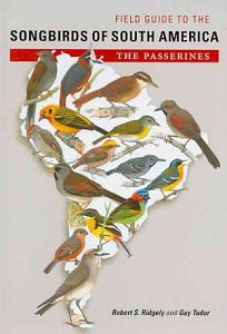 Field Guide to the Songbirds of South America PDF