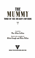 The Mummy  Tomb of the Dragon Emperor PDF