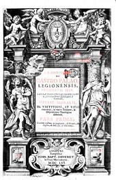 Opus morale R.P. Ferdinandi de Castro Palao, Legionensis, Societatis Iesu
