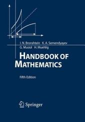 Handbook of Mathematics: Edition 5