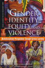 Gender Identity  Equity  and Violence PDF