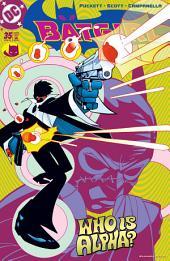 Batgirl (2000-) #35