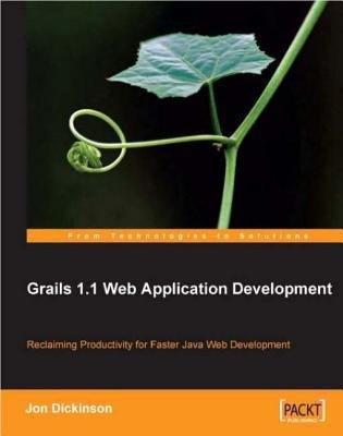 Grails 1 1 Web Application Development
