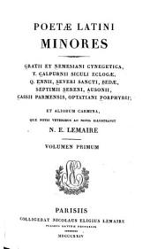 Bibliotheca classica latina; sive. Collectio auctorum classicorum latinorium cum notis et indicibus, colligebat N. E. Lemaire [with an appendix ed. by P.A. Lemaire containing notices of the life of N.E. Lemaire and several pieces by him in Latin and French.]: Volume 134