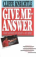 Give Me an Answer PDF