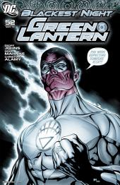 Green Lantern (2005-) #52