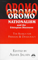 Oromo Nationalism and the Ethiopian Discourse PDF