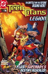 Teen Titans (2003-) #16