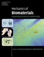 Mechanics of Biomaterials PDF