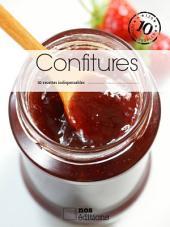 Confitures, 10 recettes indispensables