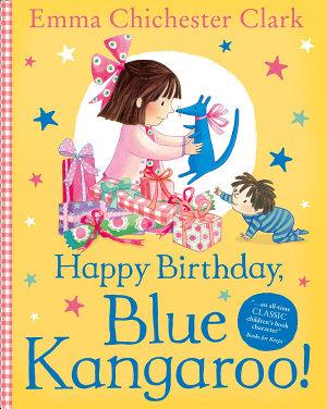 Happy Birthday  Blue Kangaroo   Read Aloud