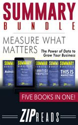 Summary Bundle Measure What Matters Book PDF