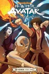 Avatar The Last Airbender The Search Part 3 Book PDF