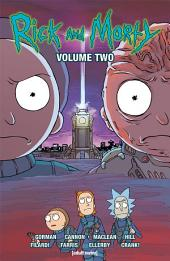 Rick & Morty Vol. 2