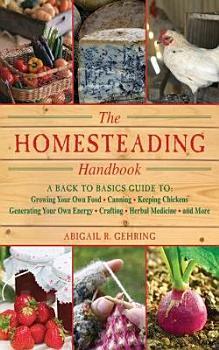The Homesteading Handbook PDF