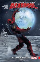 Deadpool: World's Greatest Vol. 9 Deadpool In Space