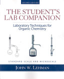 The Student's Lab Companion