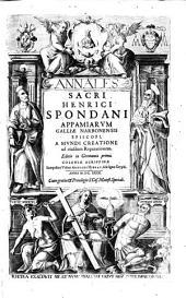 Epitomae Annalium Sacrorum