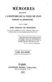 Mémoires pour servir à la vie du général La Fayette, et à l'histoire de l'Assemblée constituante