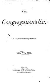The Congregationalist: Volume 7
