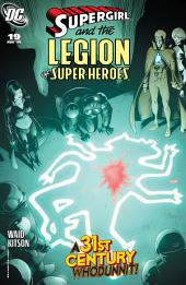 Supergirl and The Legion of Super-Heroes (2006-) #19