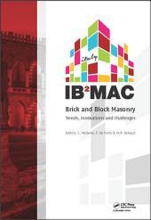 Brick and Block Masonry: Proceedings of the 16th International Brick and Block Masonry Conference, Padova, Italy, 26-30 June 2016