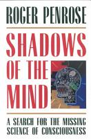 Shadows of the Mind PDF