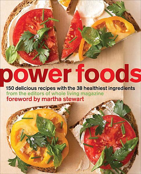 Download Power Foods Book