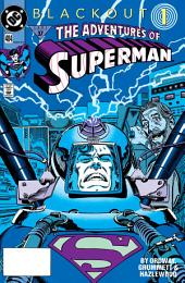 Adventures of Superman (2009-) #484