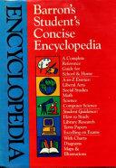 Barron s Student s Concise Encyclopedia PDF