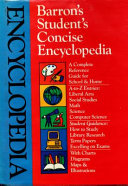 Barron s Student s Concise Encyclopedia PDF