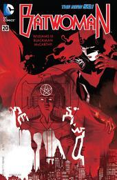 Batwoman (2011-) #20