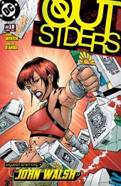 Outsiders (2003-) #18