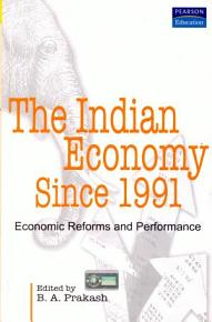The Indian Economy Since 1991 PDF