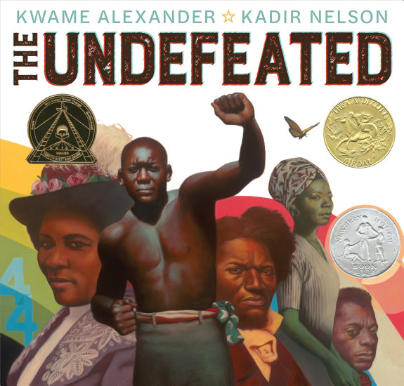 Book cover The Undefeated