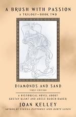 A Brush with Passion: a Trilogy—Book Two—Diamonds and Sand