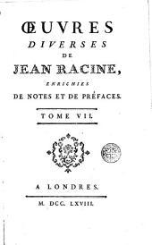 Oeuvres de Racine, 7