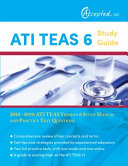 ATI TEAS 6 Study Guide 2018 2019 Book