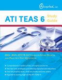 ATI TEAS 6 Study Guide 2018 2019
