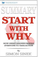 Summary of Start with Why PDF