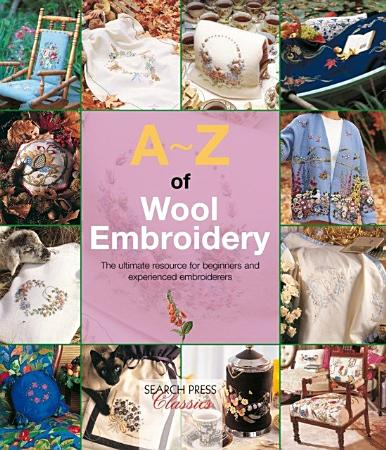 A Z of Wool Embroidery PDF