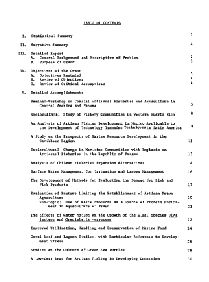 Annual Report   International Center for Marine Resource Development PDF