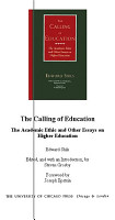 The Calling of Education PDF